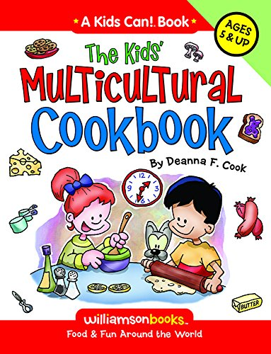 kids can cook cookbook - 6