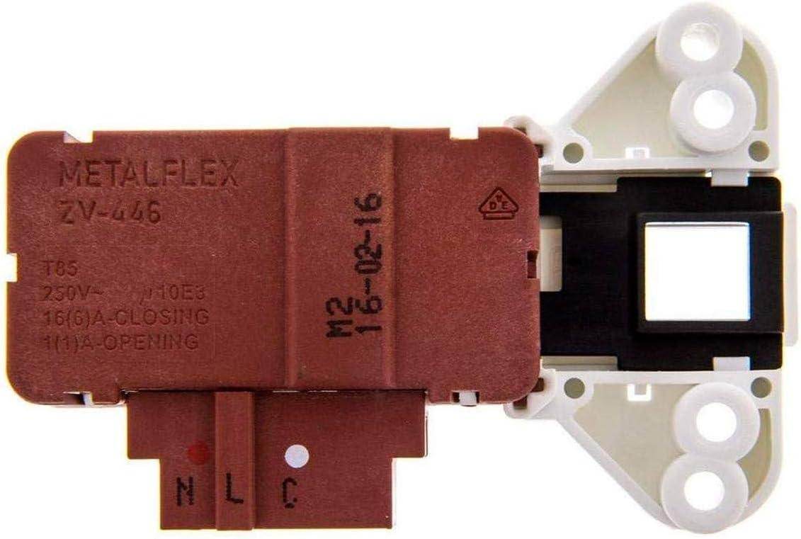 Interruptor retardo blocapuerta Lavadora FAGOR ZV-446