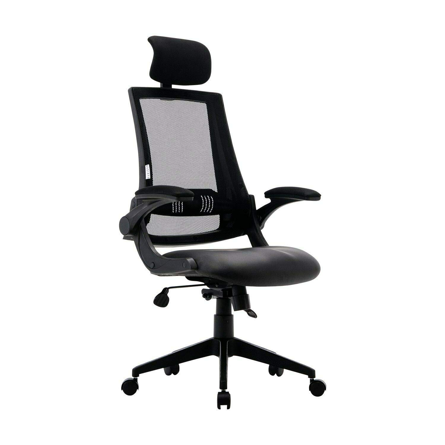 Mesh Ergonomic Office Chair Home Arm Desk Chair Tall Gaming Computer Chair for Women Men with