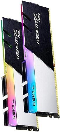Imagen deG.Skill F4-3600C18D-32GTZN Trident Z Neo- Memoria RAM de 32 GB (DIMM, DDR4-3600)