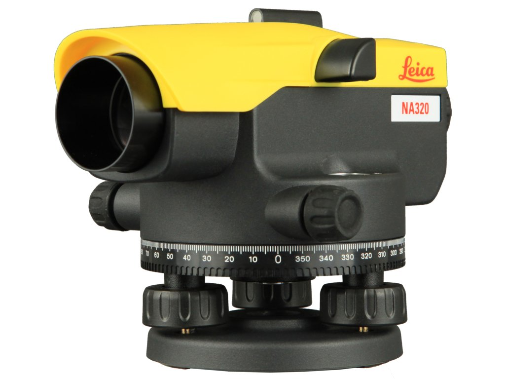 Leica 840381-l/ : 20/x Vergr/ö/ßerung; Abweichung//KM: 2,5/mm /Automatisches Nivellierger/ät optischer
