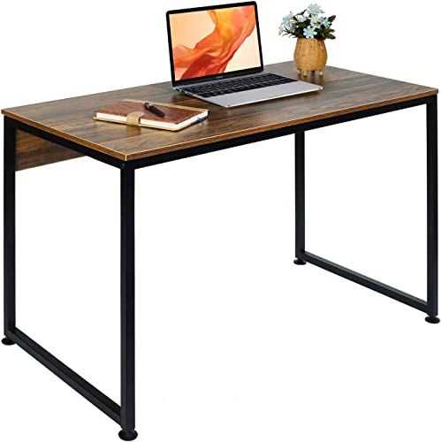VECELO Modern Studio Collection Soho Desk Computer Table