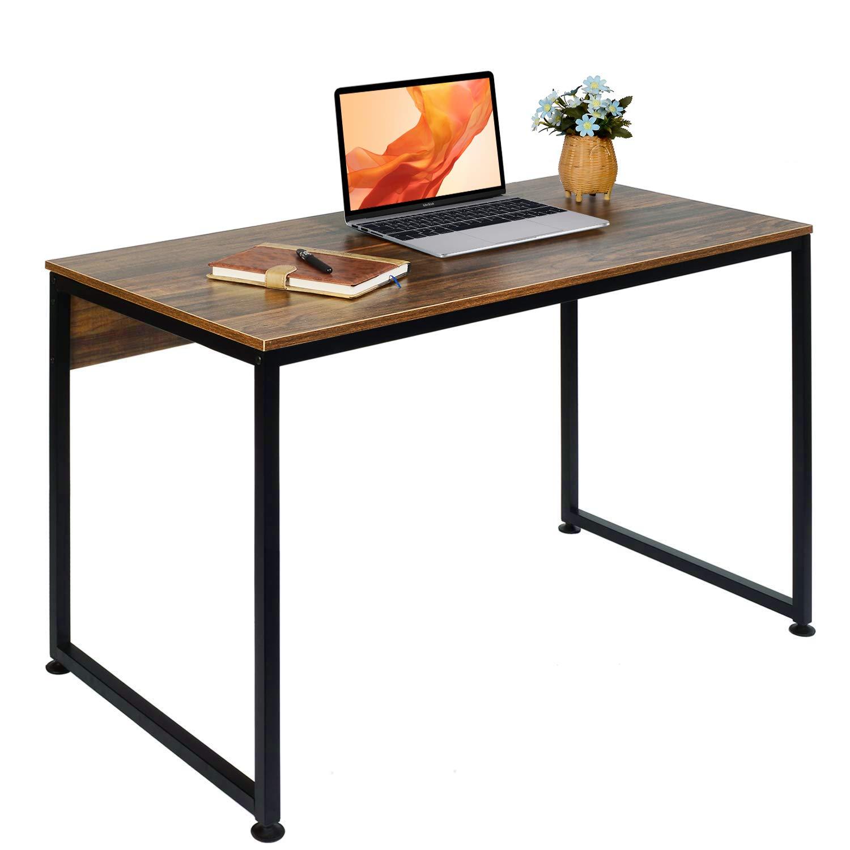 VECELO Modern Studio Collection Soho Desk/Computer Table