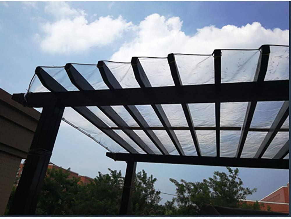 BGFC - Lona Transparente Resistente al Agua para Planta de jardín ...