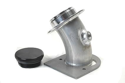 Amazon com: 2 00 Inch Remote Filler - Angled Neck Aluminum