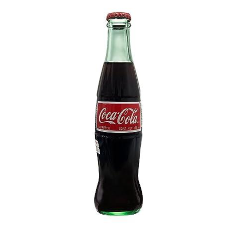 amazon com mexican coca cola 12 ounce 12 glass bottles soda