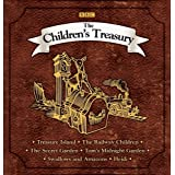 The Classic Children's Treasury: WITH Heidi AND Treasure Island AND The Railway Children AND The Secret Garden AND Tom's Midnight Garden AND Swallows and Amazons (Radio Collection) by Robert Louis Stevenson (2004-09-06)