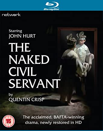 Amazon com: The Naked Civil Servant [Blu-Ray 1080i Region B