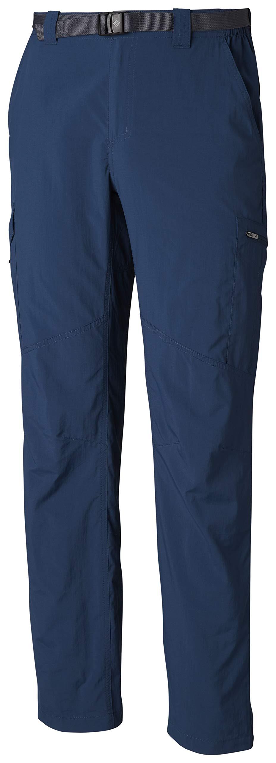 Columbia Men's  Men's Silver Ridge Cargo Pant , Petrol Blue, 30x30