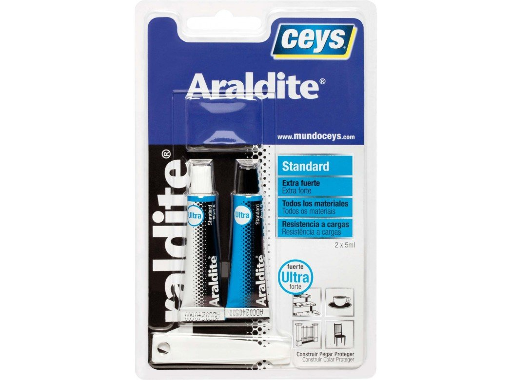 Ceys M13723 - Adhesivo araldit standard blister pequeño product image