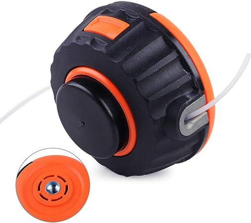 Amazon.com: Ineedtech P25 - Cabezal de desbrozadora para ...