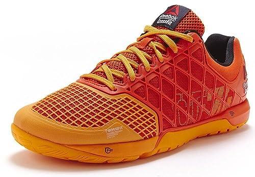 Reebok Crossfit Nano 4.0 Zapatillas En Peligro Naranja m40524 UK 8.5 EU 42,5: Amazon.es: Zapatos y complementos