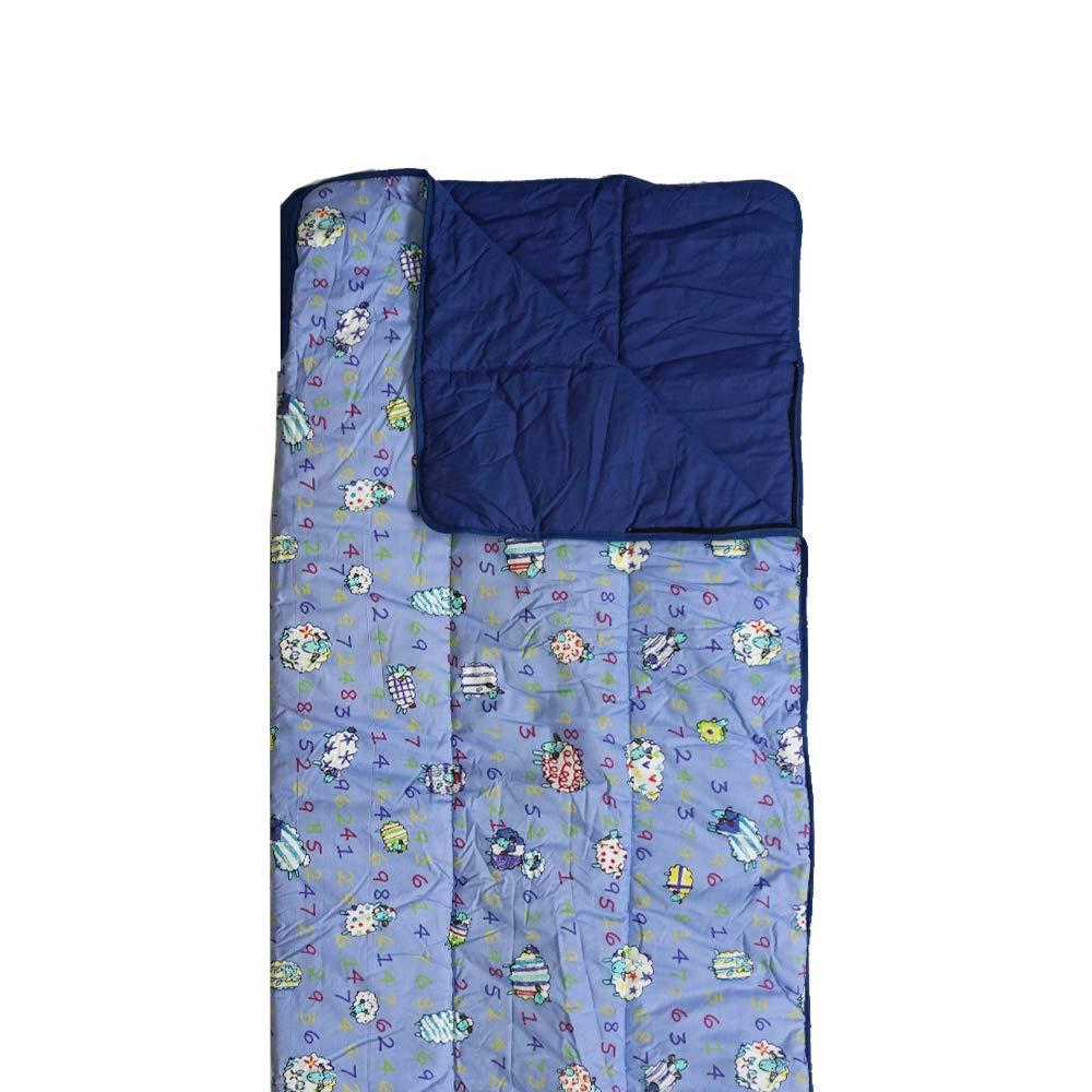 Hosa - Saco de Dormir Infantil OVEJAS Estampado: Amazon.es: Deportes y aire libre