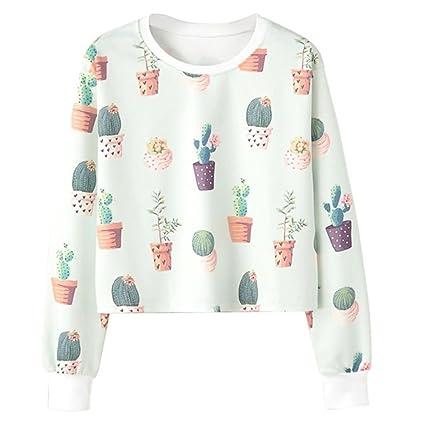 Camiseta Cactus man mujer