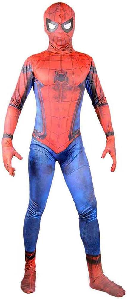 Amazon.com: 2017Nueva Justicia Spider Man disfraz de ...