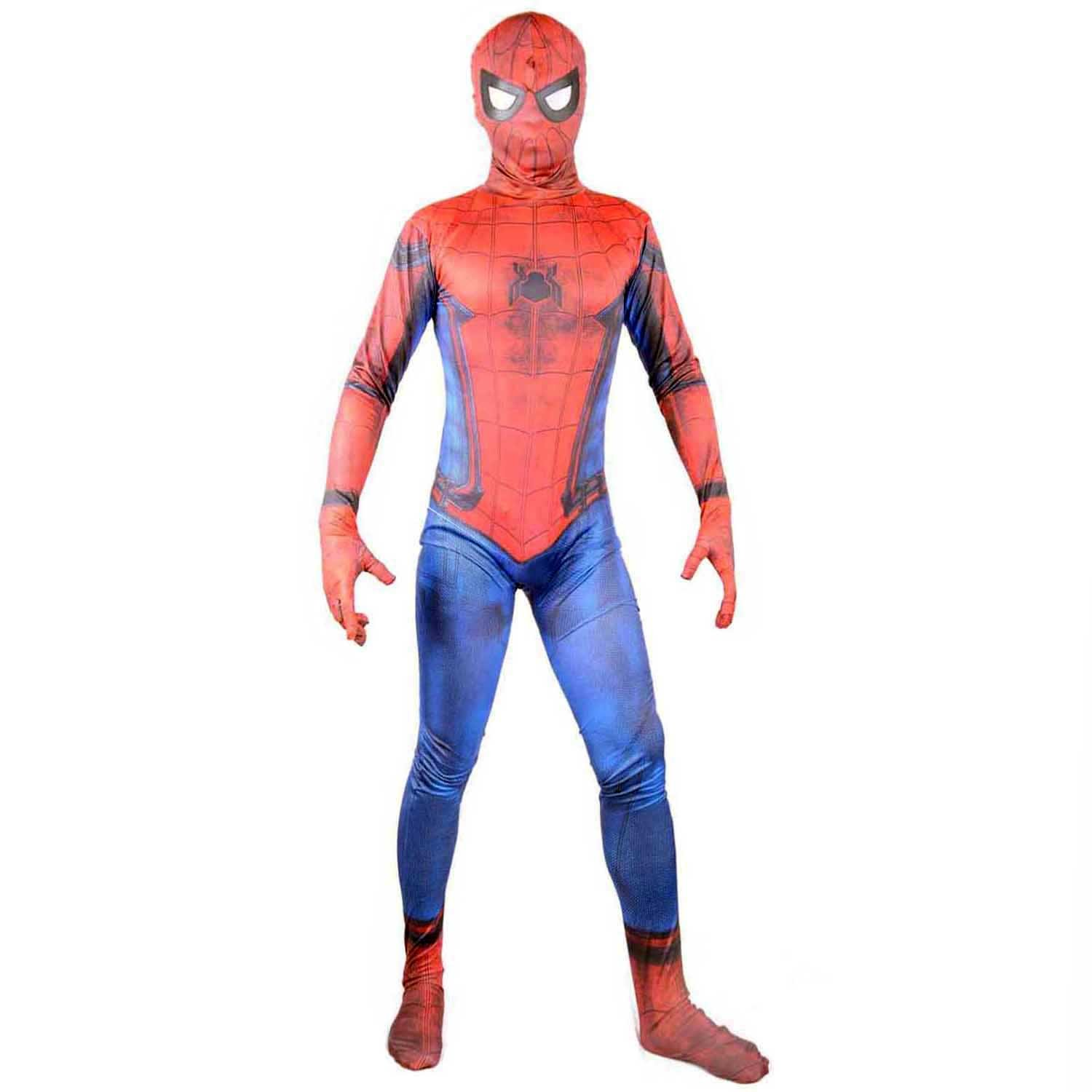 Amazon.com 2017 New Justice Spider Man Suit Boys Cosplay Halloween Costume Kids Clothing  sc 1 st  Amazon.com & Amazon.com: 2017 New Justice Spider Man Suit Boys Cosplay Halloween ...