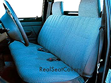 Amazon A23 Toyota Truck Front Solid Bench Seat Covers Triple