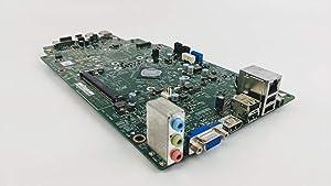 WVYMC Dell Inspiron 3252 Desktop Motherboard w/ Intel Pentium N3700 1.6Ghz CPU (Renewed)