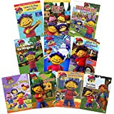 Sid the Science Kid: Ultimate 10-Volume DVD Collection: Learn & Play /Observe & Explore/Rock & Roll Easter/Sid Wins It/Sid th