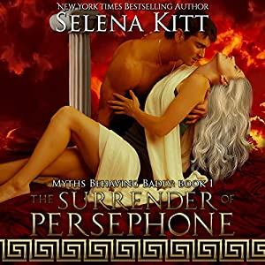 The Surrender of Persephone Audiobook