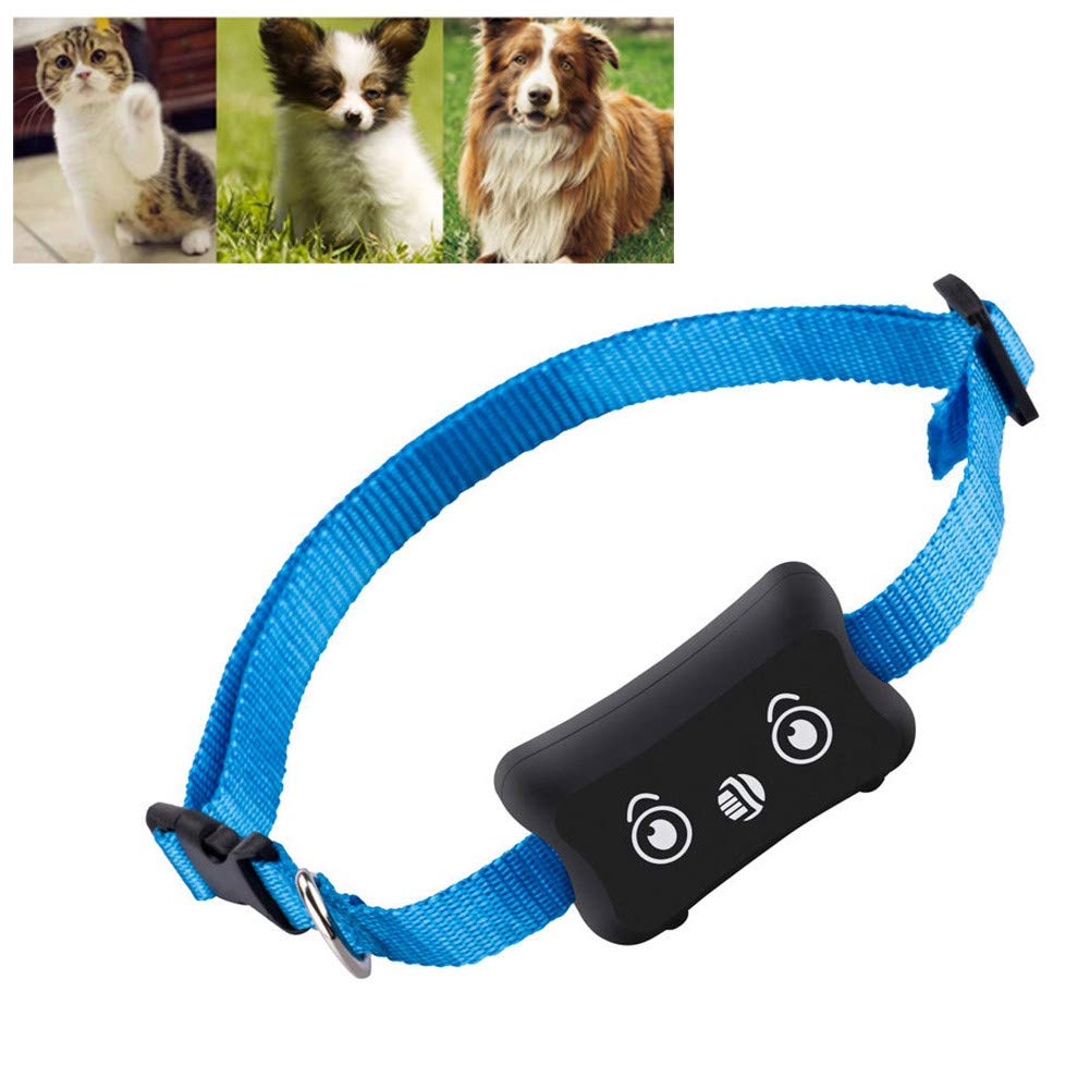 AINGOL Pet GPS Tracker, Dog GPS Tracker and pet Finder Collar Attachment, Locator Waterproof, Tracking Device for Dogs, Cats, Pets Activity Monitor by AINGOL