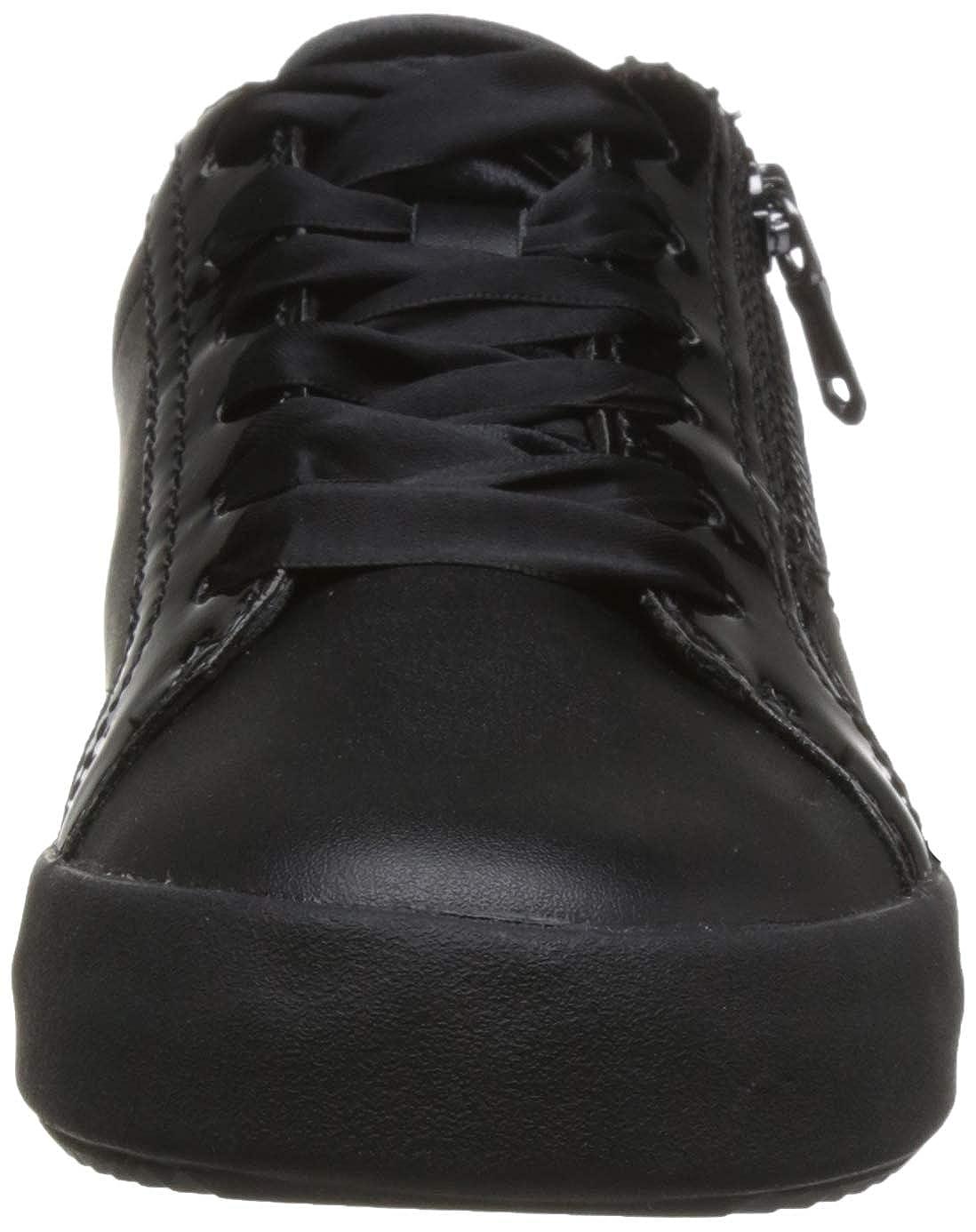 Geox Black C9999 Scarpa Donna Stringata D826HB