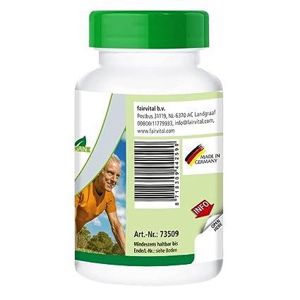 Rutina 500mg- Bote para 3 meses - VEGANO - Alta dosificación - 90 cápsulas - estandarizado a 95% de rutina: Amazon.es: Salud y cuidado personal