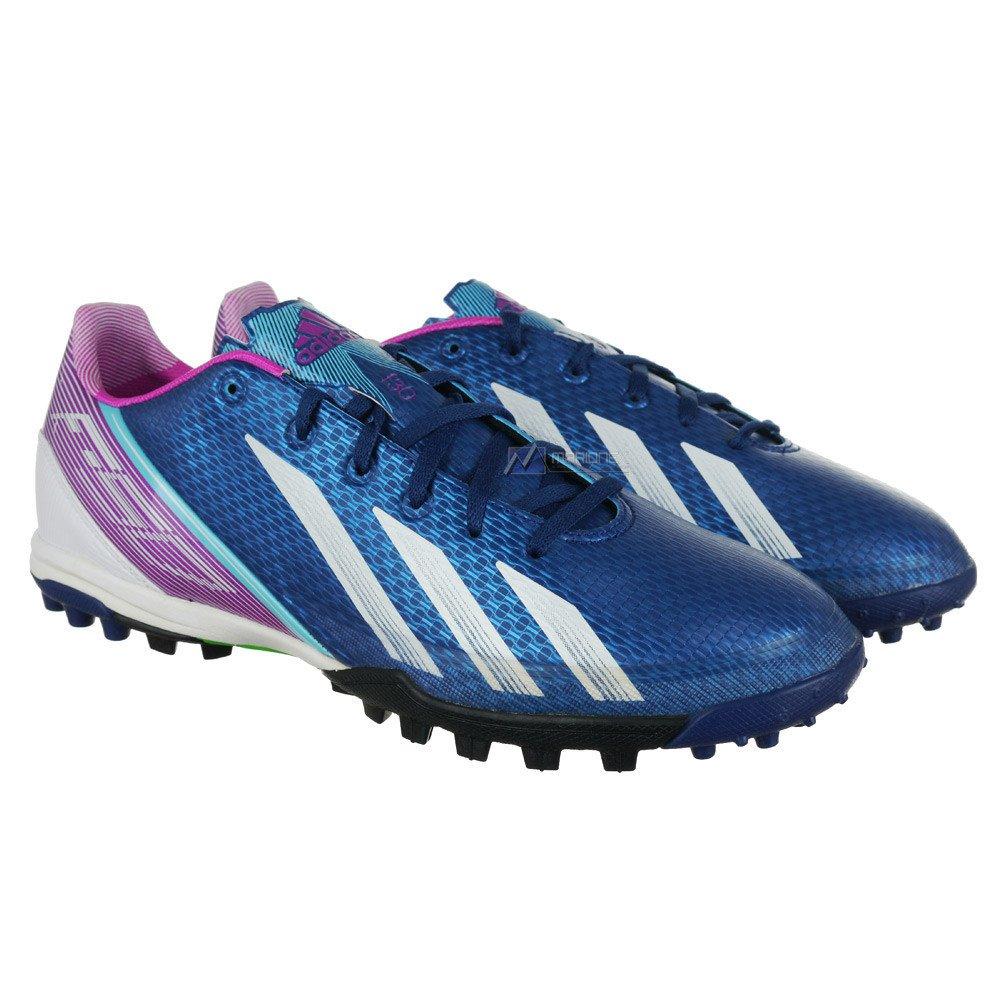 Adidas Fußballschuh F30 TRX TF (dark Blau vivid pi