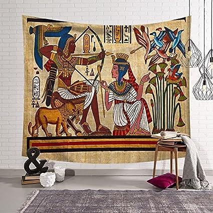 Amazon.com: Ancient Egypt Egyptian Civilization Character Wall ...