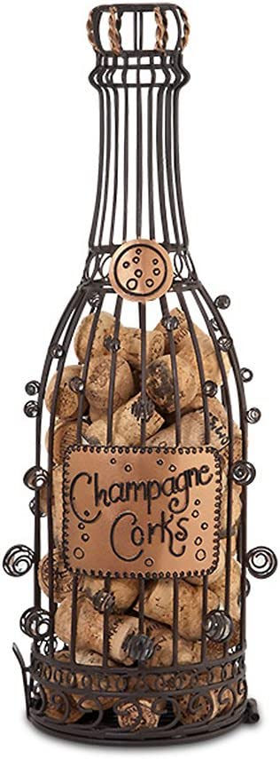 Epic Products Cork Cage Hand Bag 10-Inch