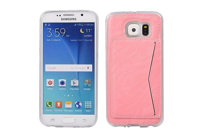Carcasa para Samsung Galaxy S6 G9200, Moonmini® Funda para ...