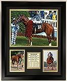 Legends Never Die Secretariat Kentucky Derby Framed Double Matted Photos, 18' x 22'