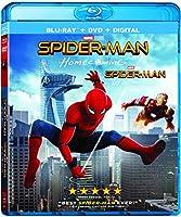 Spider-Man: Homecoming [Blu-ray] (Bilingual)