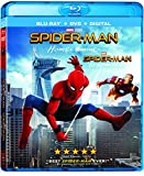 Image of Spider-Man: Homecoming [Blu-ray] (Bilingual)