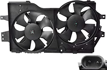 CH3115104 For 96-00 Chrysler Town/&Country Grand Caravan Radiator Cooling Fan