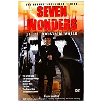 Amazon Com Seven Wonders Of The Industrial World Dvd Movies Tv