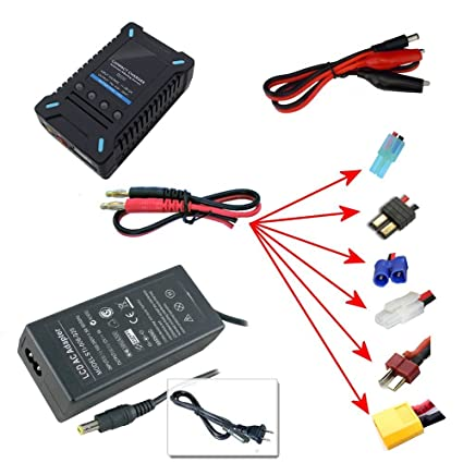 Easy To Use And Fast LiPo Battery Balance Charger