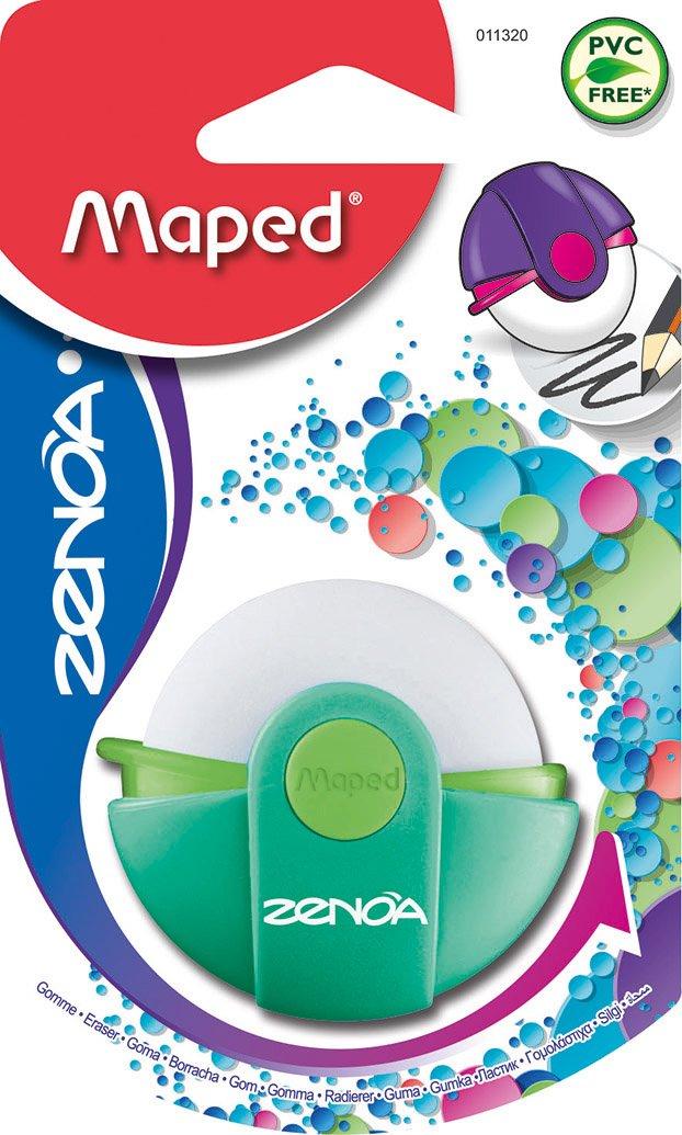 Maped Zenoa Blu, Verde, Porpora 3pezzo(i) gomma per cancellare 011320ST