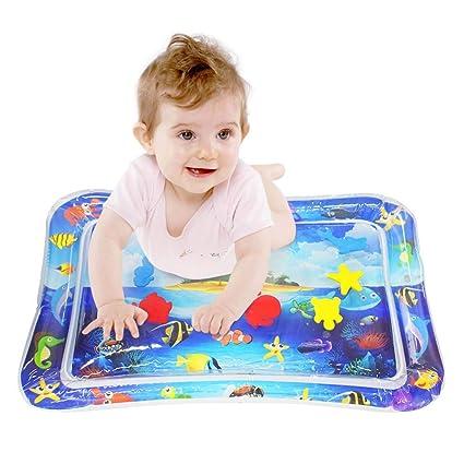 Amazon.com: Juguetes para bebés, alfombrilla para el tiempo ...