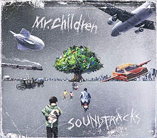 [2020년 12월 2일 발매 예정] 미스터 칠드런 - SOUNDTRACKS 첫 한정반 B ( LIMITED BOX사양/CD / Blu-ray / 32Pbooklet)