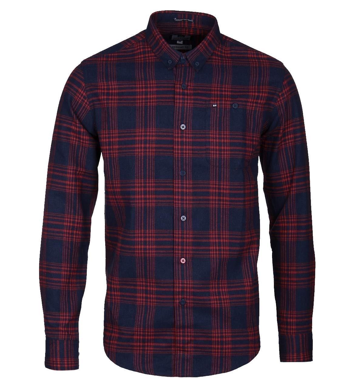 de moda Weekend Offender Navy  Red O'Connel Shirt - Extra Extra Extra Small  calidad garantizada