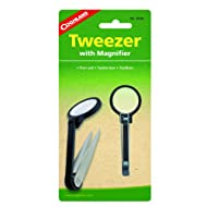 Coghlan's Tweezer with Magnifier