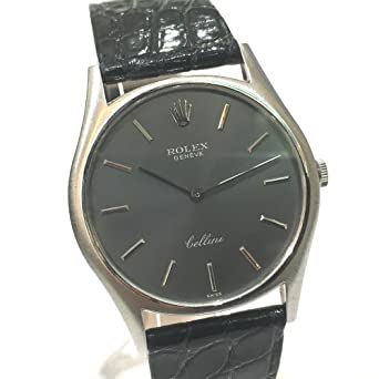 buy popular c0b97 57f59 Amazon | (ロレックス) ROLEX レディース腕時計 チェリーニ ...