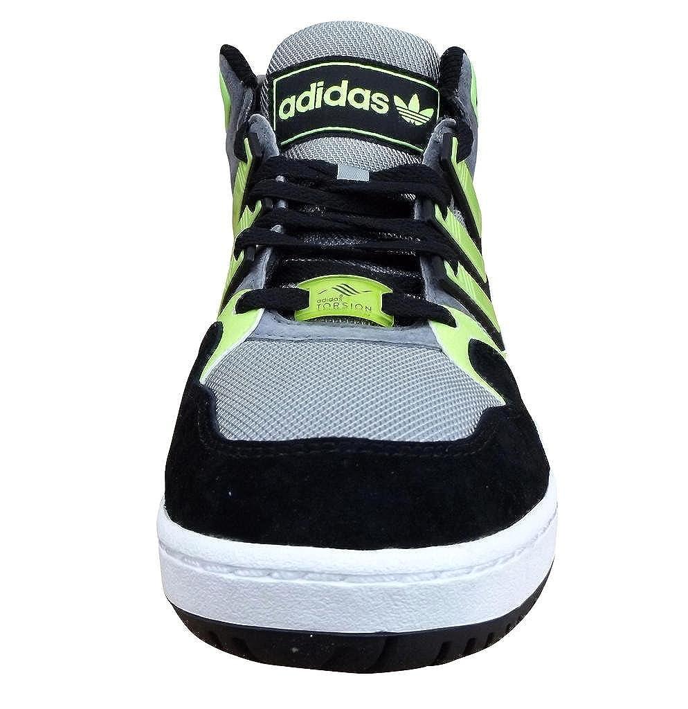 Adidas Gris Noir 92 Homme Torsion Mode Chaussures Sneakers T1FKclJ3