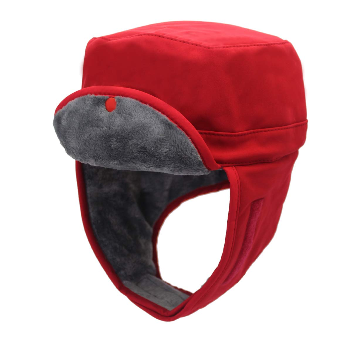 ff90808f0eb outfly Winter Waterproof Bomber Hats Men and Women Mask Hunter ...
