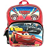 """Small Backpack - Disney - Cars 3 - McQueen Big Race 12"""" 109493"""