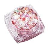 AmyDong Eye Makeup Star Patch Sequin Gel Cream Eye Shadow Glitter Powder Kit Mix Gel Glitter Eyes Loose Powder