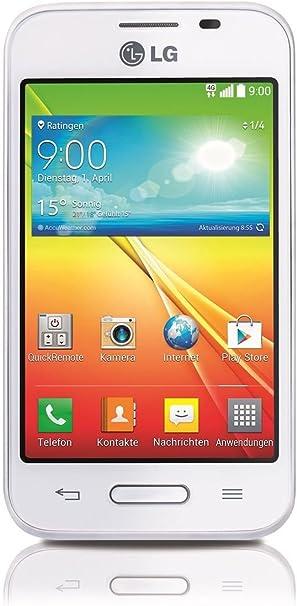LG L40 - Smartphone Libre Android (Pantalla 3.5
