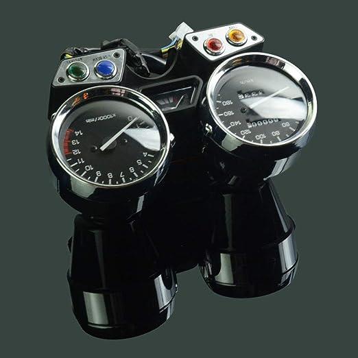Fast Pro Motorrad Tachometer Kilometerzähler Tachometerinstrument Für Motorrad Gewerbe Industrie Wissenschaft