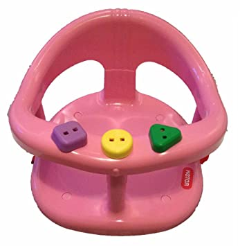 New Keter Baby Bath Ring Infant Seat For Tub Anti Slip Saftey ...